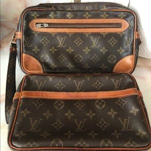 Louis Vuitton Clutch 2 set